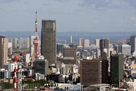 Tokyo Shinjuku 12 Government Building K