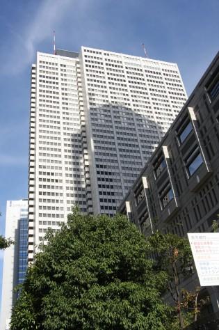 Tokyo Shinjuku 17 Government Building A