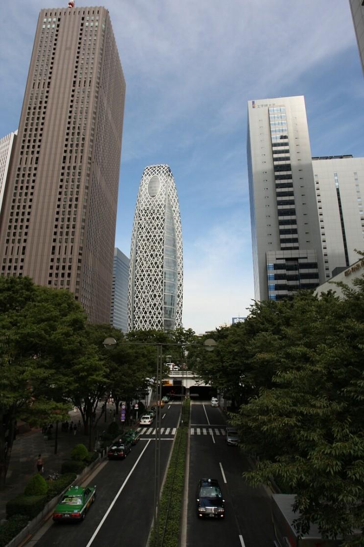 Tokyo Shinjuku 19 Government Building K Cocoon Tower, Shinjuku, Tokio