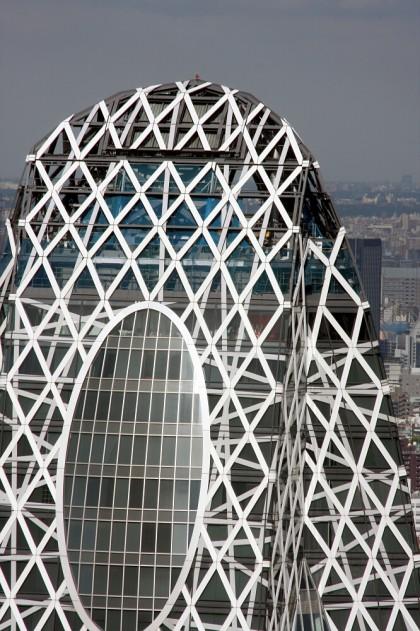 Tokyo Shinjuku 20 Government Building ACocoon Tower, Shinjuku, Tokio