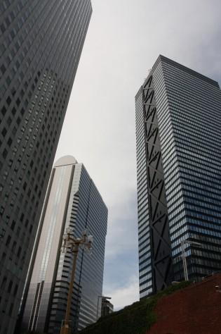 Tokyo Shinjuku 21 Government Building A