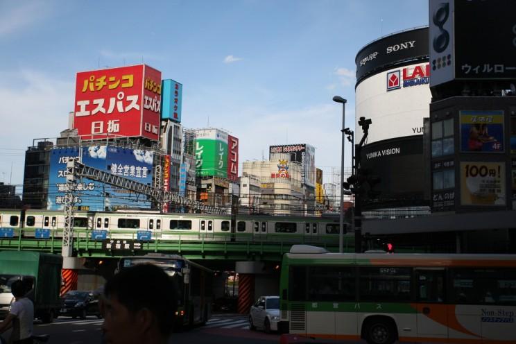 Tokyo Shinjuku 25 K