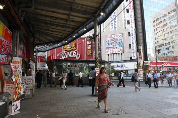Tokyo Shinjuku 31 AShinjuku - część wschodnia, Tokio