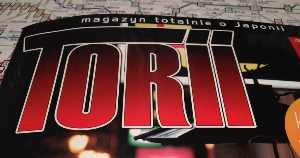 Torii – magazyn totalnie oJaponii #20 [recenzja]