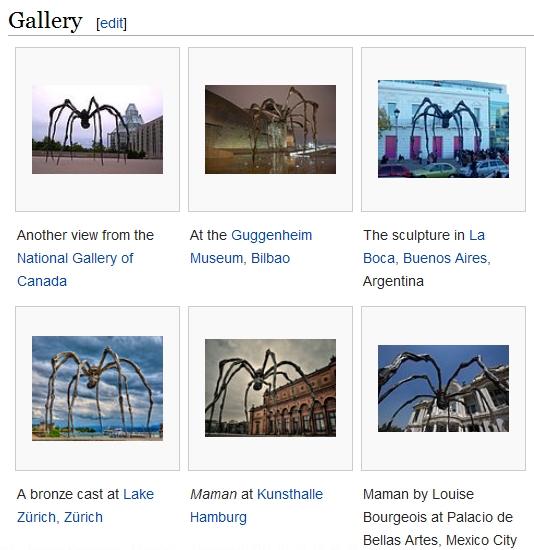 Maman gallery wikipedia