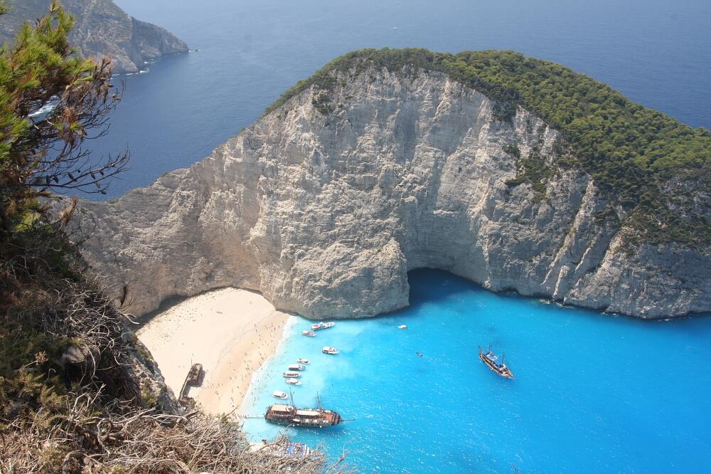 Grecja: Zakynthos – Zante, Tsilivi iokolice