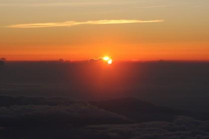 Podróż doJaponii: wspinaczka nagórę Fuji (cz.2)