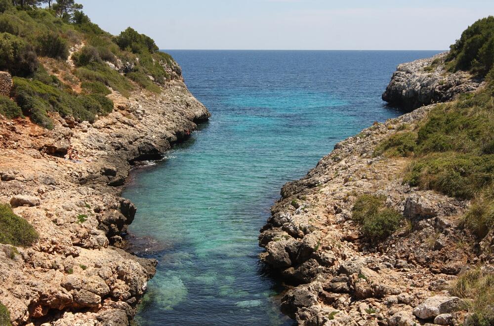 Majorka: Cuevas del Drach iPalma de Mallorca