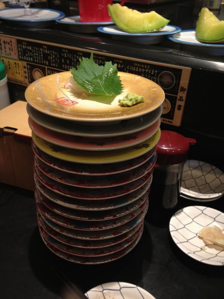 Sushi wJaponii