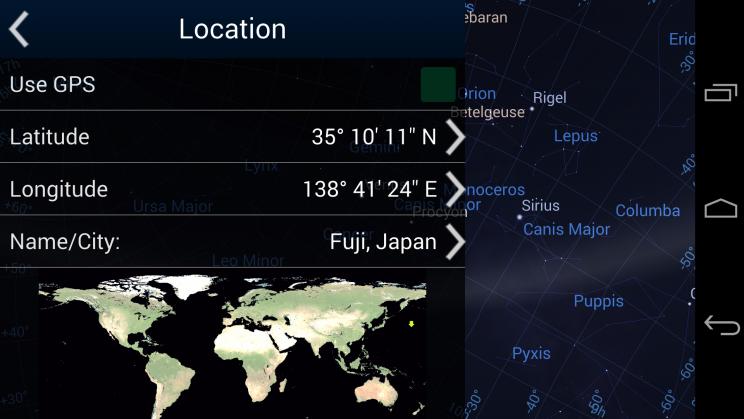 Wspinaczka nagórę Fuji - pozycja