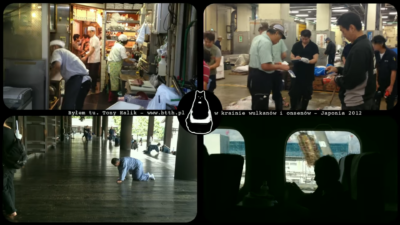 Video z Japonii: w krainie wulkanów i onsenów