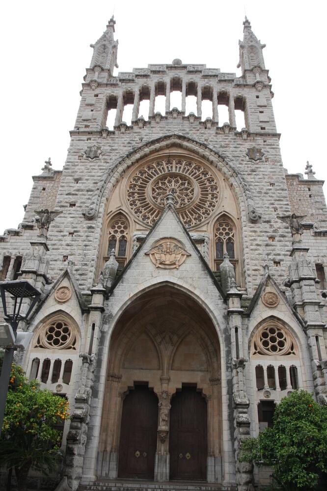 Kościół podwezwaniem Sant Bartomeu, Sóller (Majorka)