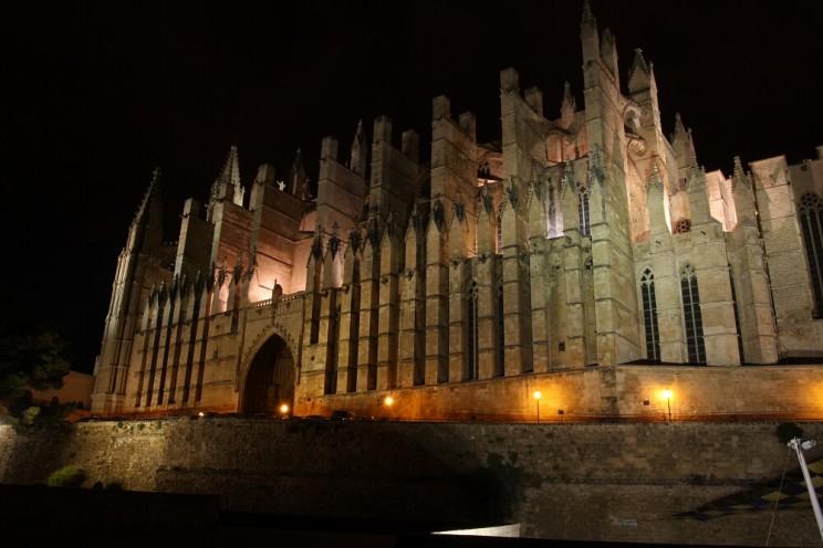 Katedra wPalma de Mallorca (Majorka)