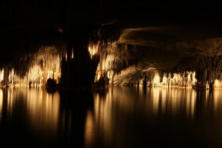 Cuevas del Drach (Drach Caves), czyli Smocze Jaskinie