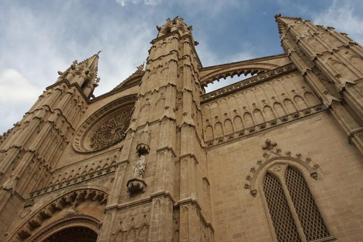 Katedra, Palma de Mallorca, stolica Majorki