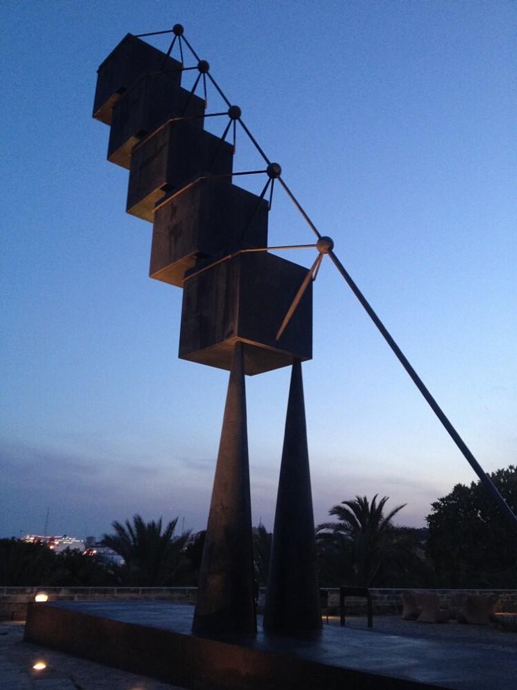 Muzeum Sztuki Nowoczesnej Esbaluard, Palma de Mallorca, Majorka