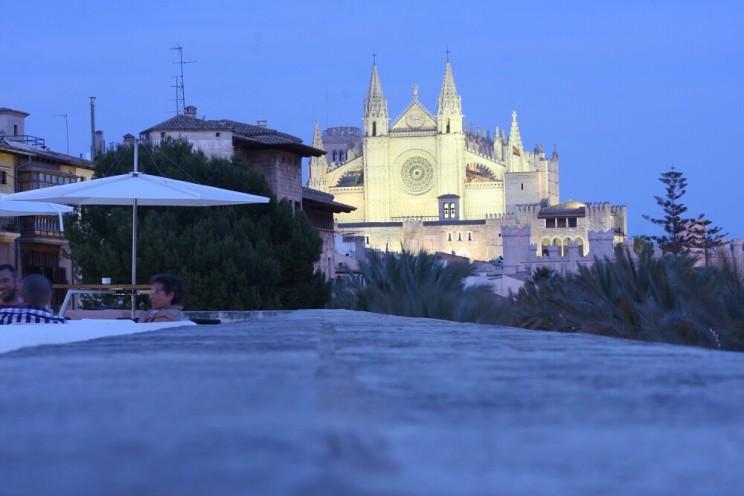 Katedra wPalma de Mallorca, Majorka