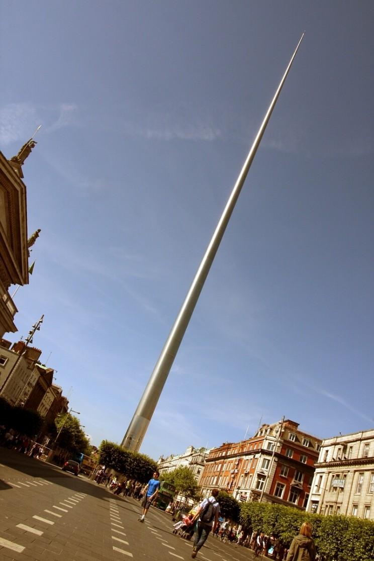 Dublin, The Spire