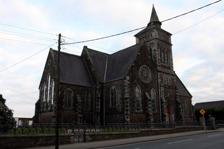 Kościół Chrystusowey (Gorey Christ Church), Gorey, hrabstwo Wexford, Irlandia