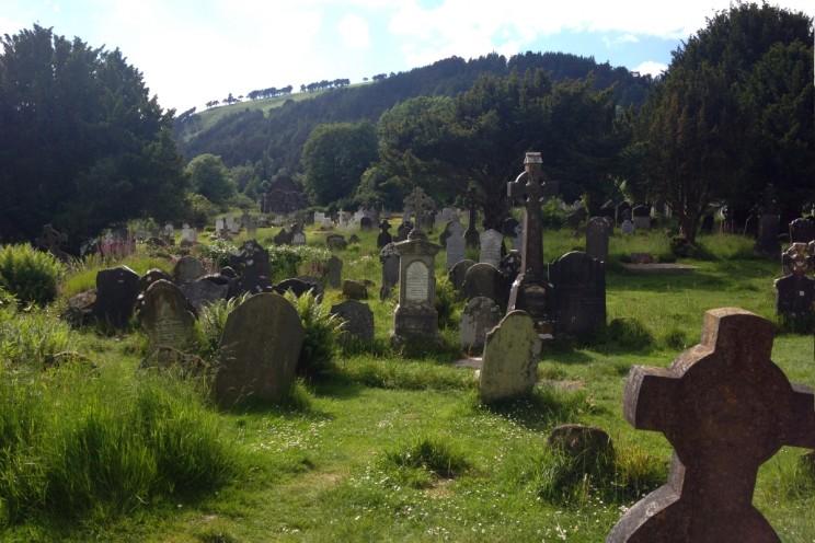 Cmentarz wGlendalough