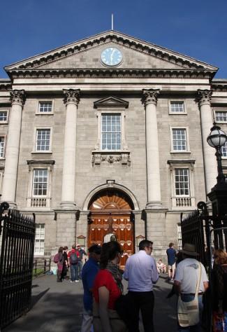 Trinity College, Dublin, Irlandia