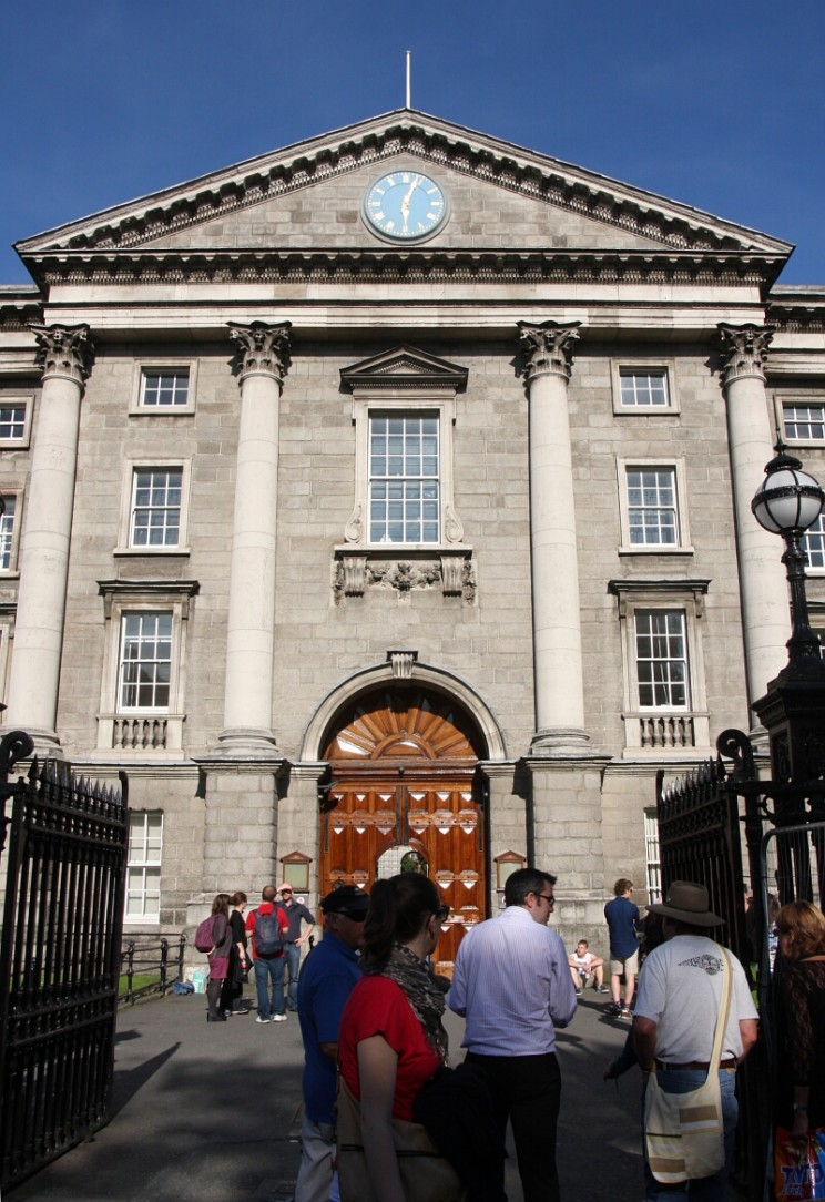 Brama Trinity College, Dublin