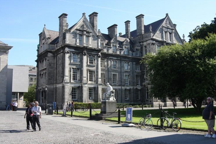Grand Memory Building (GMB) / Trinity College Dublin