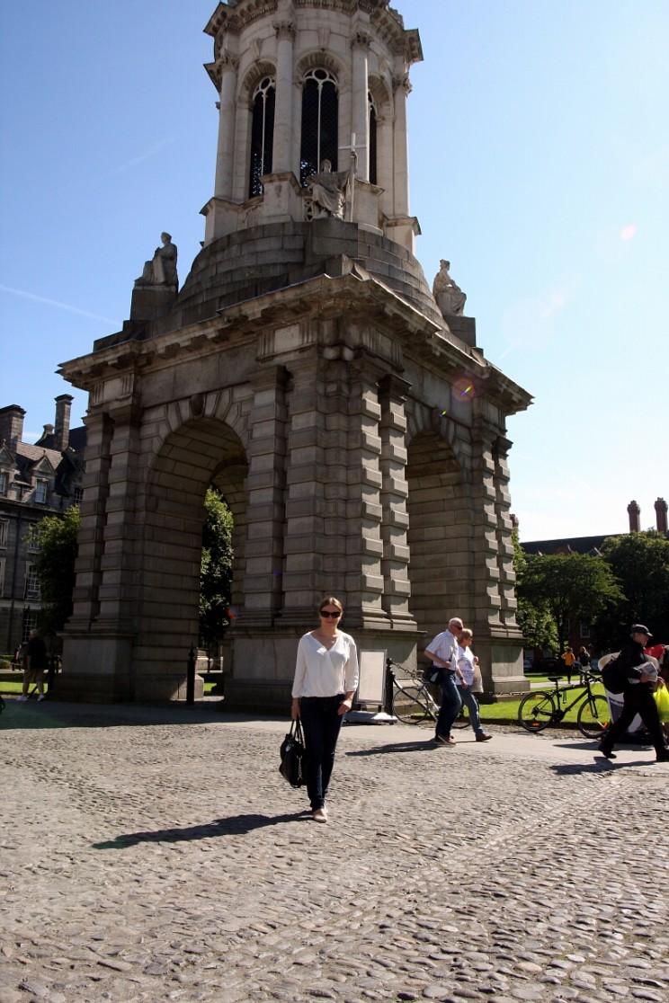 Campanile Trinity College Dublin