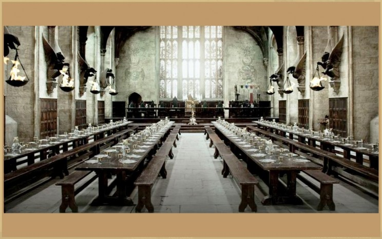 The Great Hall, Hoghawt