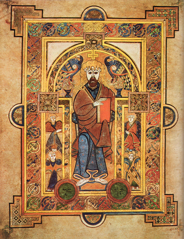 Book of Kells Trinity College, Dublin