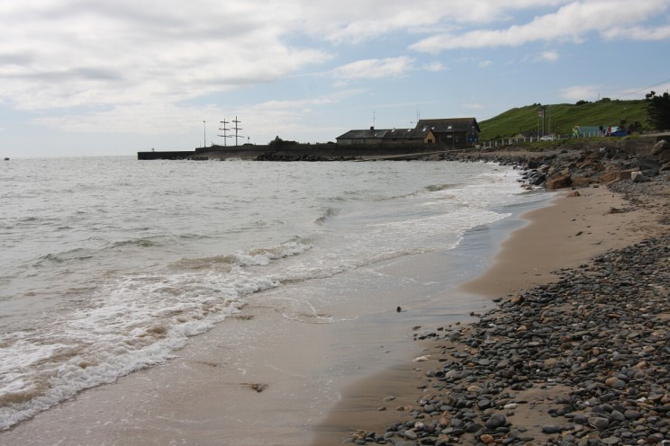 Plaże wCourtown, hrabstwo Wexford, Irlandia