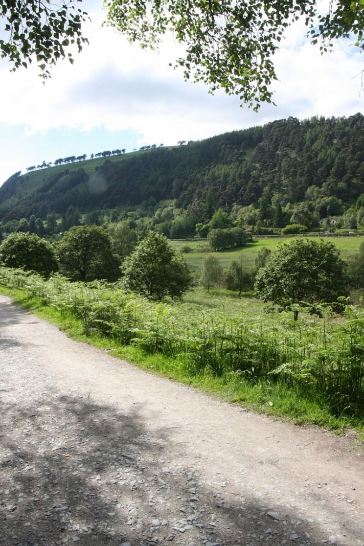 Dolina Glendalough