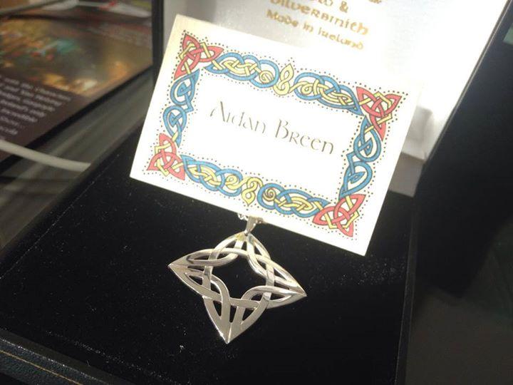 Co przywieźć zIrlandii? Biżuteria