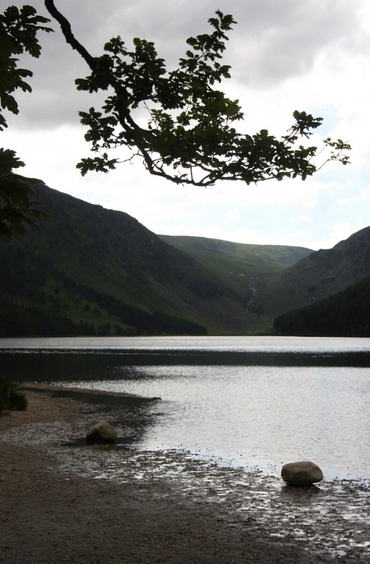 Jezioro Górne - Upper Lake, Glendalough
