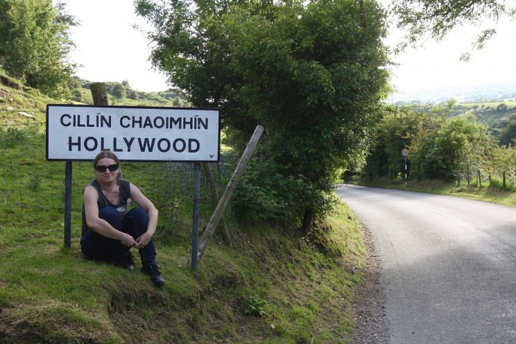 Irish Hollywood Cillín Chaoimhín