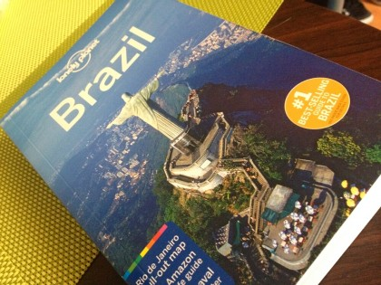 Brazylia 2014: przygotowania