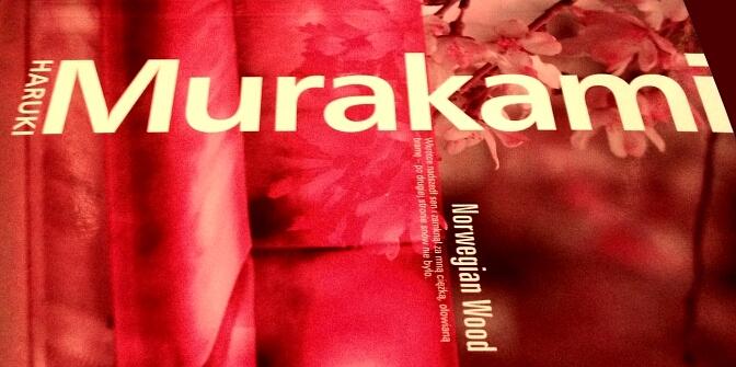 Książki o Japonii: Murakami Norwegian Wood