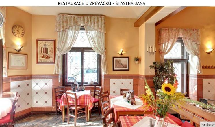 """Najlepsze puby irestauracje wPadze: """"Kafelkowa"""", czyli Restaurace UZpěváčků - Šťastná Jana"""