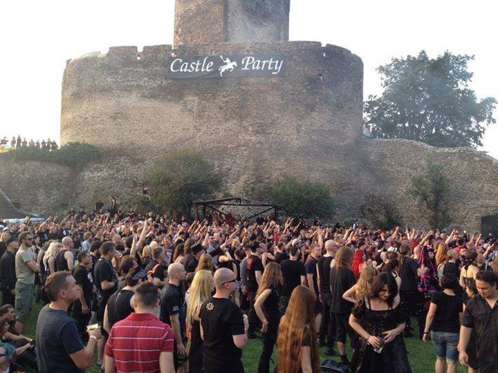 Castle Party Zamek Bolków