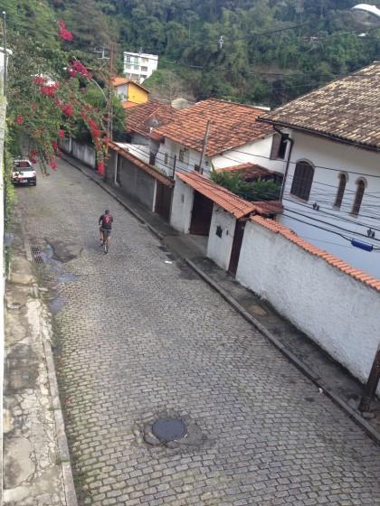 On the way toRio de Janeiro