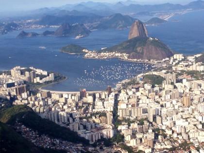 Rio de Janeiro: Santa Teresa, Centrum iJezus Odkupiciel