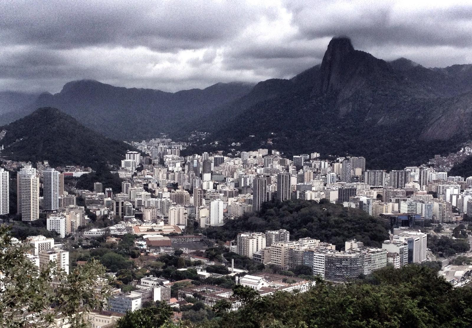 Rio de Janeiro: Pão de Açúcar (Głowa Cukru)