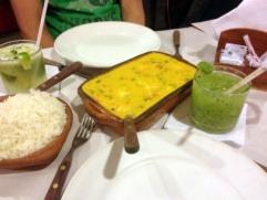 Brazylijskie uczty: bobó de camarão