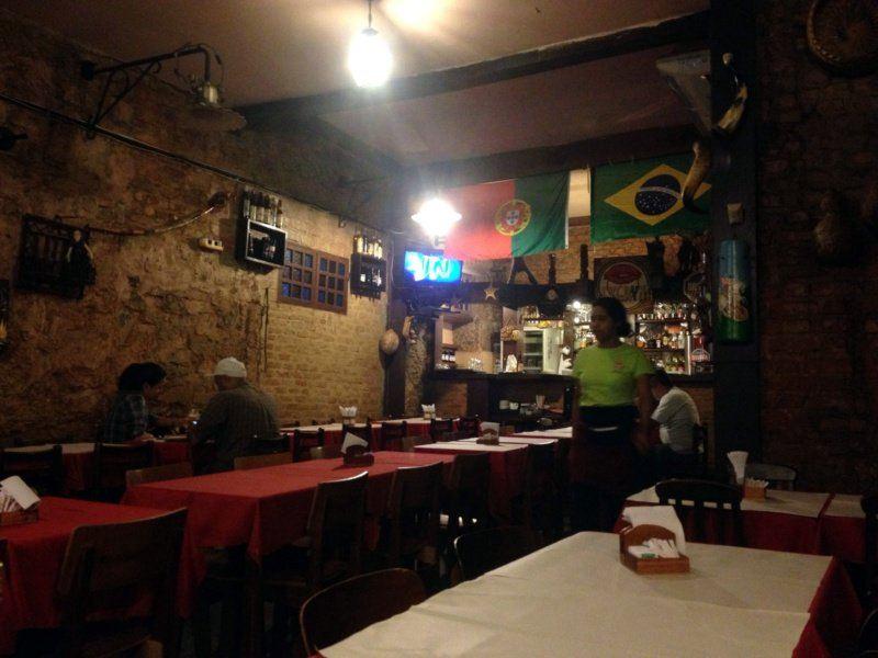 Restauracja Severyna, Rio de Janeiro, Brazylia