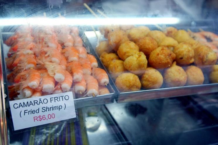 Liberdade - czyli Mała Japonia wSão Paulo