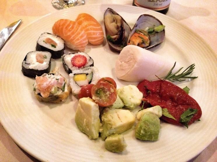 Japońska kuchnia brazylijska