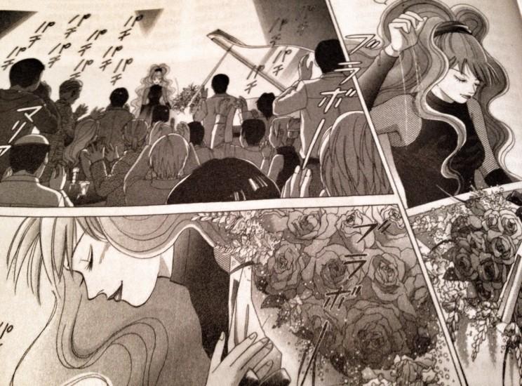 Manga Piano no Mori - Makoto Isshiki