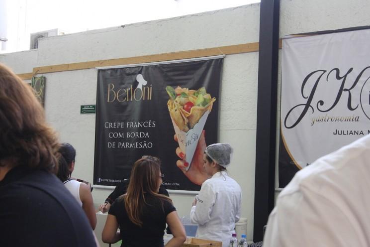 Targi kulinarne Panela naRua, Sao Paulo, Brazylia
