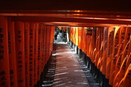 Zaproszenie napokaz zdjęć oJaponii