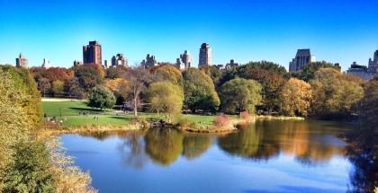 Nowy Jork: Złota jesień wCentral Parku